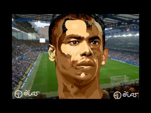 ASHLEY COLE vs NANI (portrait) Premier League 2012/13 best players CHELSEA - MANCHESTER UNITED