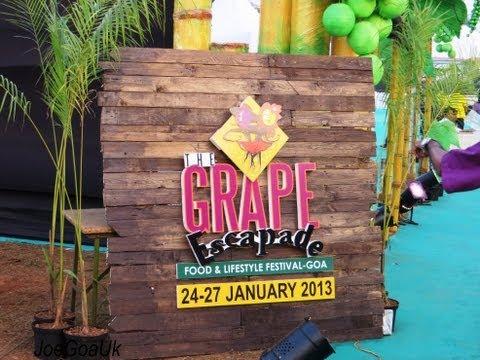 Grape Escapade 2013 - a short tour