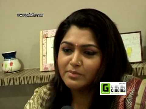 Actress Kushboo Speech video