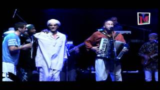 "Orchestre National de Barbes "" Chkoune "" Live in LONDON By NMVPLondon"