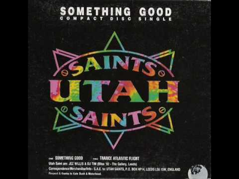 Utah Saints-Trance Atlantic Flight