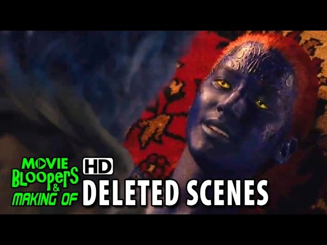 X-Men: Days of Future Past (2015) Blu-ray/DVD THE ROGUE CUT Deleted Scene #2 - Love Scene