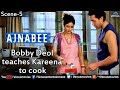Bobby Deol Teaches Kareena To Cook (Ajnabee)