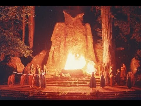 Alex Jones did NOT Expose Bohemian Grove