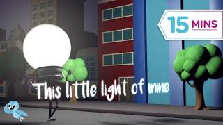 download lagu Sunday School  Let It Shine_this Little Light Of gratis