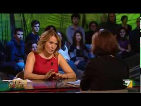 L'intervista barbarica a Barbara D'Urso