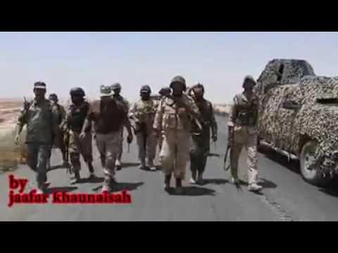 Suqur al Sahara - Battles for Tabqa