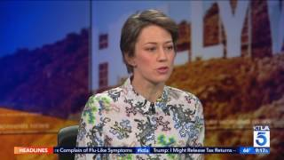 """Carrie Coon is Busy Starring in """"The Leftovers"""" and """"Fargo"""""""
