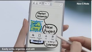 Samsung Galaxy Note 3 S Note   Walkthrough