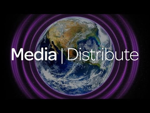Quickly Publish Content Across Multiple Platforms - Media | Distribute