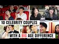 10 Kpop & Korean Celebrity Couples With BIG Age Differences
