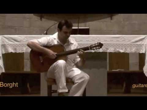 MM Ponce - Suite en la mineur - Prélude