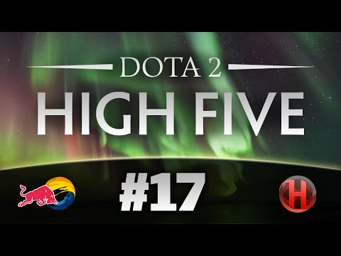 Dota 2 High Fives - Ep. 17 [Red Bull Weekly]