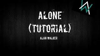 Alone - Alan Walker (tutorial) [phantom skin]