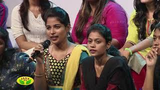 Sindhanai Sei Motivational Speaker - Dr.P.R.Ashwin Vijay - Extracts 10