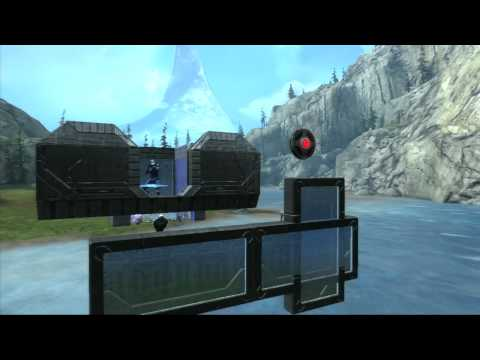 Halo: Reach - Achievement HORSE #45 (Joel vs. DragonFace)