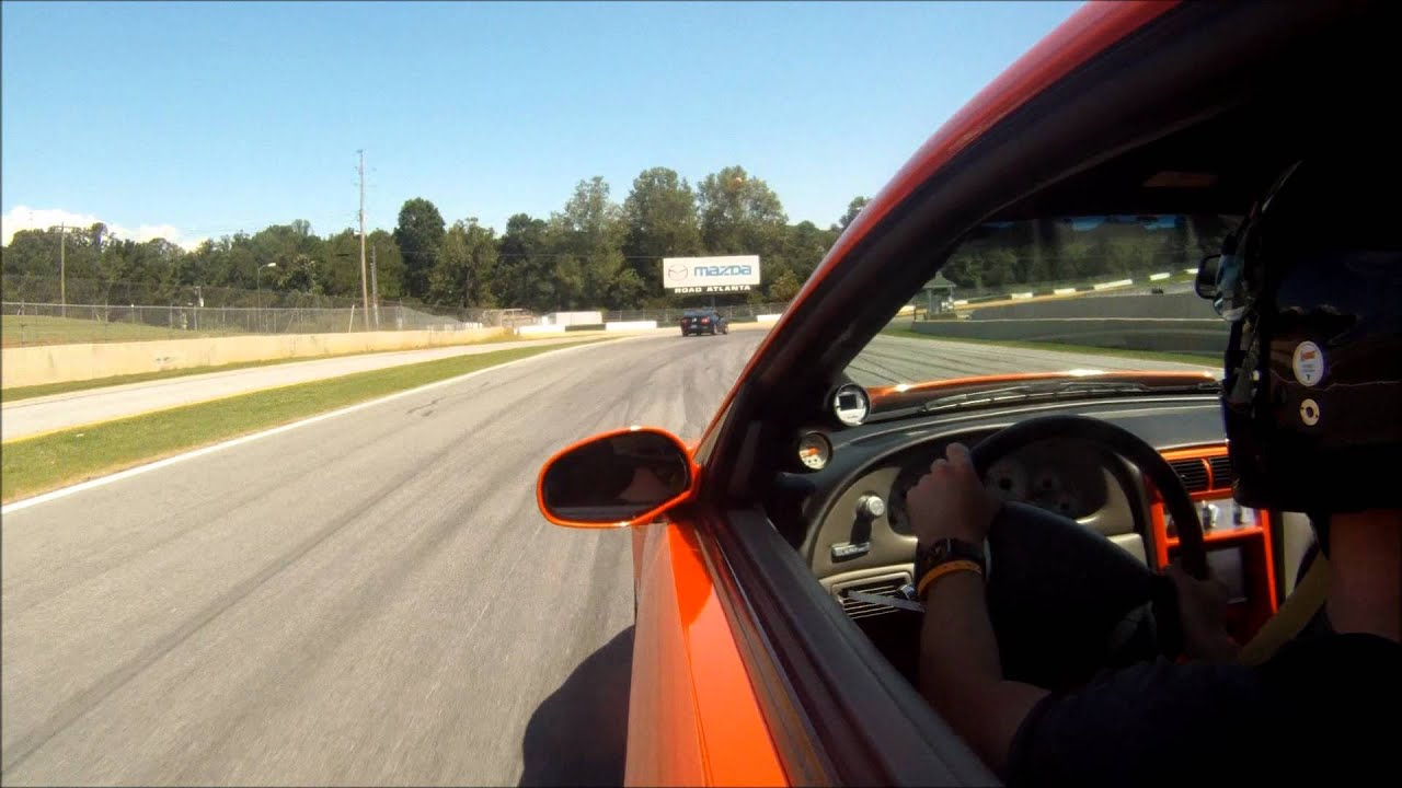 Road Atlanta Crash Track Day at Road Atlanta