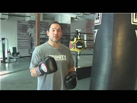 Boxing Tips : How to Take a Punch