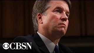 Watch Live: Judge Brett Kavanaugh