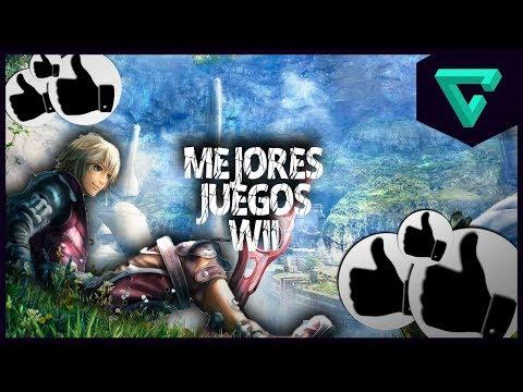 TOP 5 MEJORES JUEGOS DE WII   TGN