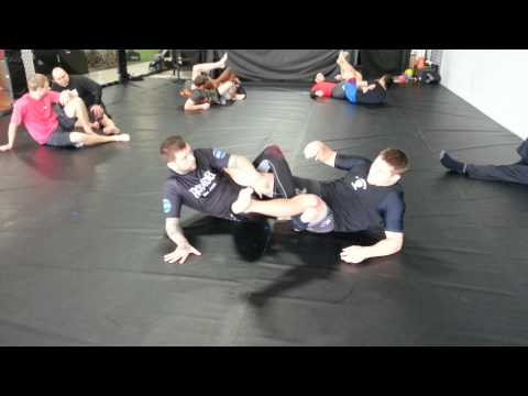 Leg Locks : Sambo Knot to Slide Lock drill Image 1