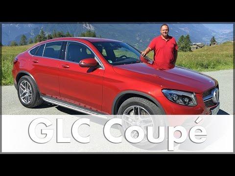 Mercedes GLC Coupe 2016 | 350d | Test | Fahrbericht | SUV | Auto | Deutsch
