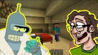 Нифёдов и BenderChat в Minecraft