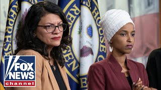 Omar, Tlaib condemn Trump, call for end to Israel's 'occupation' of Palestine