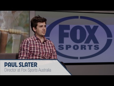 Fox Sports Australia uses the Stype kit for augmented reality