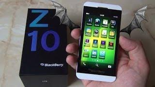 BlackBerry Z10 - Необычный и Противоречивый Смартфон / Арстайл /