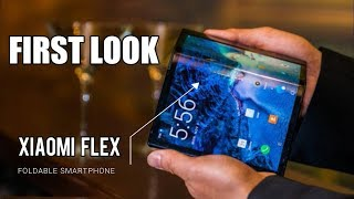 Xiaomi Foldable Smartphone - LIVE LOOK!!!