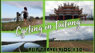 A Lonely and Boring Day in Taitung , Taiwan | Asia Travel Vlog 30#