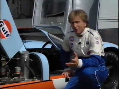 Porsche 917 Video