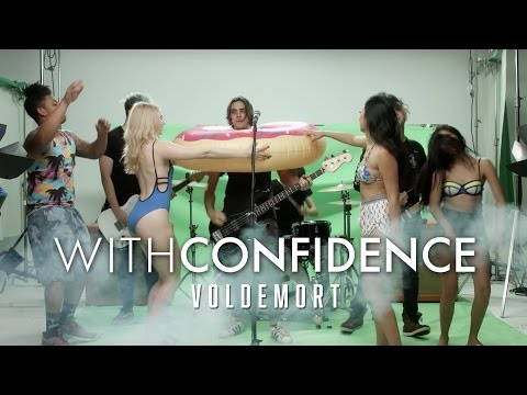 With Confidence Voldemort music videos 2016 metal