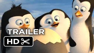 The Penguins of Madagascar (2008) - Official Trailer