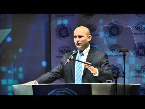 Naftali  Bennett - Minister of Economy, Israel