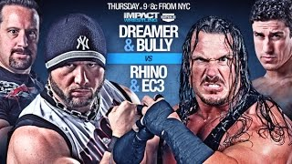 TNA EXPLODES IN NYC