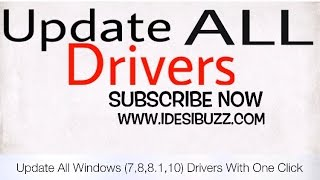 How to Update Drivers for Windows 10, Windows 8.1, Windows 8, Windows 7