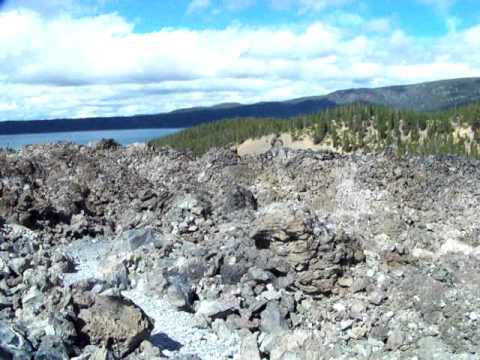 The Big Obsidian Flow Video
