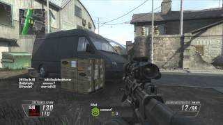 Black ops 2 how to get ranked with noobs/ REVERSE BOOSTING