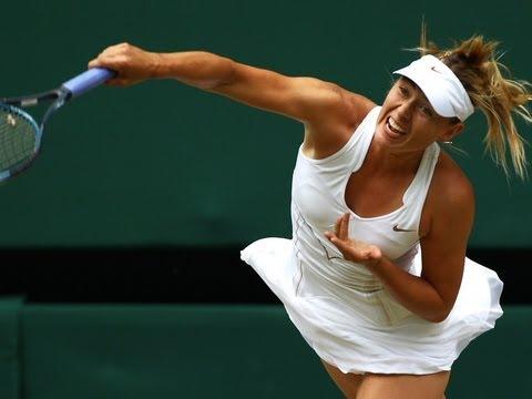 Top 5 Wimbledon Tennis Grunters!