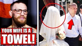 Conor McGregor insults Khabib's wife and tells Khabib to accept a rematch, Hardy on Justin Gaethje