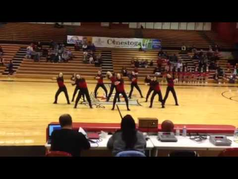 Liberal High School Redline Dancers | Pitbull Mix