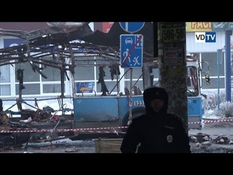 Russia on alert after second deadly suicide bombing