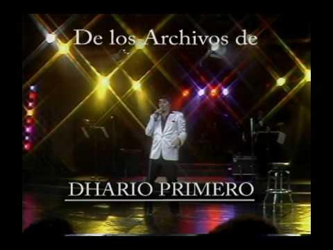 Sandro de America en Noche de Gala PR. De los Archivos de Dhario...