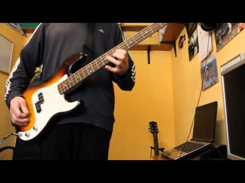 R.E.M. bass cover Radio Free Europe