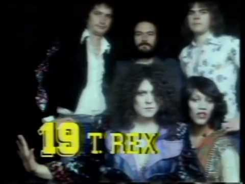 Marc Bolan, T.Rex wiped TOTP 'New York City'