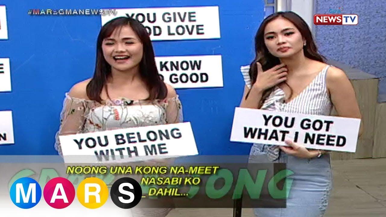 Mars: Para kanino kaya ang mga kantang napili ng ating mga Kapuso stars | Grab a Song