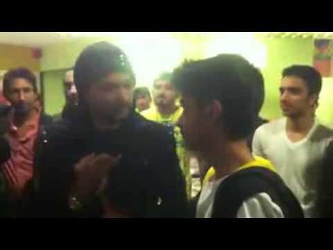 BOHEMIA talking about Honey Singh. Awais Hayyat Moazzam Hayyat...