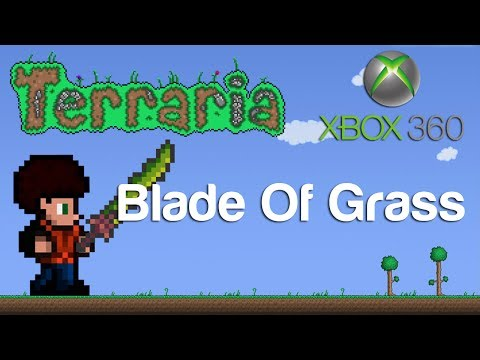 Terraria Xbox - Blade Of Grass [56]